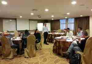 Leadership Quickstep Workshop