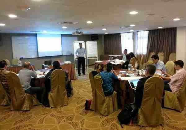 Leadership Quickstep Workshop