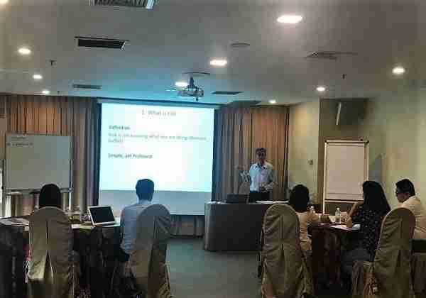 Enterprise Risk Management Workshop
